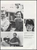 1986 Seminole High School Yearbook Page 166 & 167