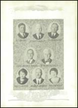 1925 Stephen F. Austin High School Yearbook Page 16 & 17