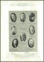 1925 Stephen F. Austin High School Yearbook Page 28 & 29