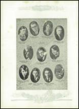 1925 Stephen F. Austin High School Yearbook Page 42 & 43