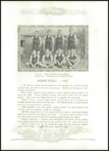 1925 Stephen F. Austin High School Yearbook Page 132 & 133