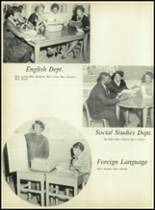 1964 Woodington High School Yearbook Page 14 & 15