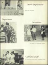 1964 Woodington High School Yearbook Page 18 & 19