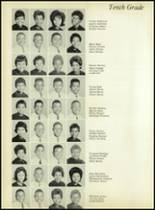 1964 Woodington High School Yearbook Page 24 & 25