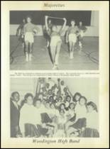 1964 Woodington High School Yearbook Page 50 & 51