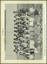 1964 Woodington High School Yearbook Page 54 & 55
