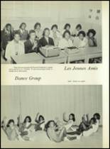 1964 Woodington High School Yearbook Page 56 & 57