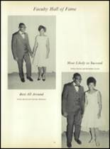 1964 Woodington High School Yearbook Page 66 & 67