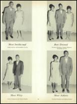 1964 Woodington High School Yearbook Page 68 & 69