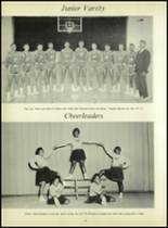 1964 Woodington High School Yearbook Page 72 & 73