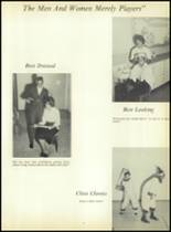 1964 Woodington High School Yearbook Page 74 & 75