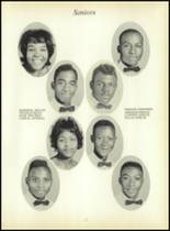 1964 Woodington High School Yearbook Page 80 & 81