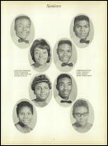 1964 Woodington High School Yearbook Page 82 & 83