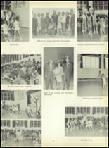 1964 Woodington High School Yearbook Page 84 & 85