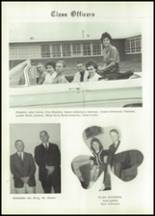 1963 North Harrison High School Yearbook Page 16 & 17