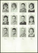 1963 North Harrison High School Yearbook Page 30 & 31