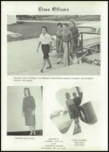 1963 North Harrison High School Yearbook Page 32 & 33