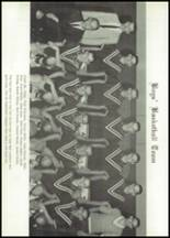 1963 North Harrison High School Yearbook Page 38 & 39