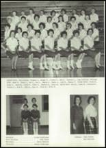 1963 North Harrison High School Yearbook Page 42 & 43