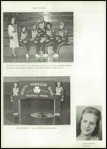 1963 North Harrison High School Yearbook Page 46 & 47