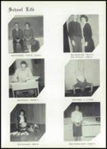 1963 North Harrison High School Yearbook Page 58 & 59