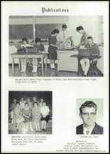 1963 North Harrison High School Yearbook Page 60 & 61