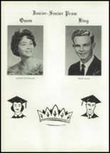 1963 North Harrison High School Yearbook Page 76 & 77