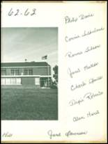 1963 North Harrison High School Yearbook Page 86 & 87