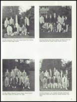 1982 Kingswood-Oxford High School Yearbook Page 28 & 29