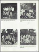 1982 Kingswood-Oxford High School Yearbook Page 32 & 33
