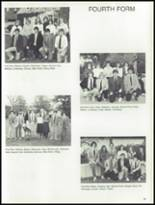 1982 Kingswood-Oxford High School Yearbook Page 42 & 43