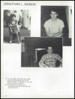 1982 Kingswood-Oxford High School Yearbook Page 132 & 133