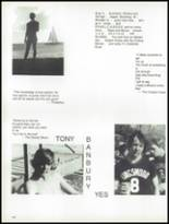 1982 Kingswood-Oxford High School Yearbook Page 152 & 153
