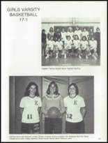 1982 Kingswood-Oxford High School Yearbook Page 208 & 209