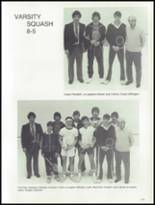 1982 Kingswood-Oxford High School Yearbook Page 216 & 217