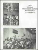 1982 Kingswood-Oxford High School Yearbook Page 226 & 227