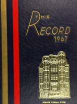 1967 Yearbook Frankford High School