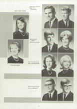 1968 Lower Dauphin High School Yearbook Page 12 & 13