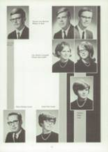1968 Lower Dauphin High School Yearbook Page 14 & 15
