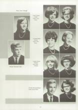 1968 Lower Dauphin High School Yearbook Page 16 & 17