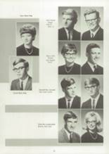 1968 Lower Dauphin High School Yearbook Page 26 & 27