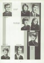 1968 Lower Dauphin High School Yearbook Page 32 & 33