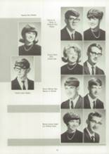 1968 Lower Dauphin High School Yearbook Page 34 & 35