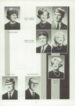 1968 Lower Dauphin High School Yearbook Page 36 & 37