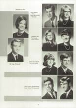 1968 Lower Dauphin High School Yearbook Page 38 & 39