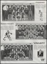 2001 Windthorst High School Yearbook Page 20 & 21