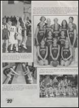 2001 Windthorst High School Yearbook Page 24 & 25