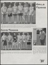 2001 Windthorst High School Yearbook Page 34 & 35