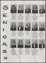 2001 Windthorst High School Yearbook Page 62 & 63