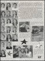 2001 Windthorst High School Yearbook Page 68 & 69